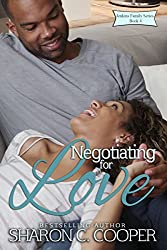 Negotiating for Love (Jenkins Family Series Book 4)
