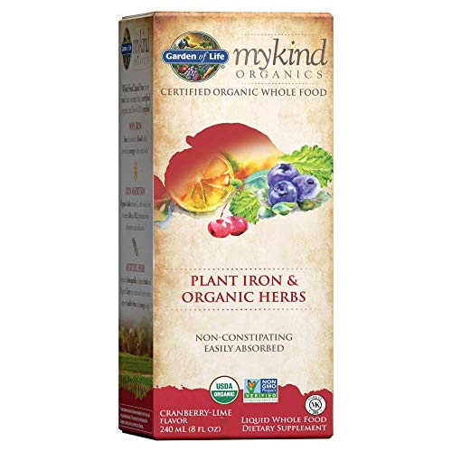 mykind Organics Organic Plant-Sourced