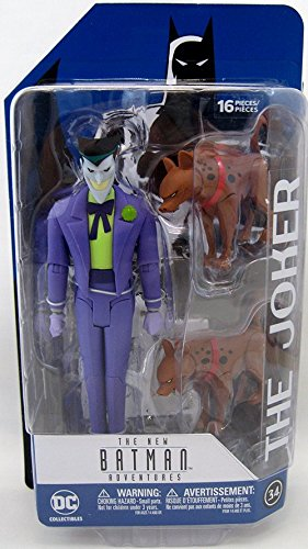 DC Collectibles Batman: The Animated Series: The New Batman Adventures: The Joker Action Figure