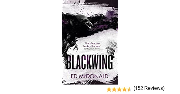 Blackwing: The Ravens Mark Book One (English Edition) eBook: McDonald, Ed: Amazon.es: Tienda Kindle