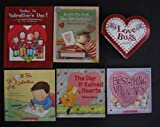 img - for Valentine's Day Set of 6 Children's Picture Books (The Day It Rained Hearts ~ The Best Thing About Valentines ~ If You'll Be My Valentine ~ Roses Are Pink, Your Feet Really Stink ~ Today is Valentine's Day! ~ Love Bugs (Pop-Up Book)) book / textbook / text book
