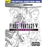 Official Nintendo Power FINAL FANTASY V ADVANCE Player's Guide by Nintendo Power (2006-10-30)