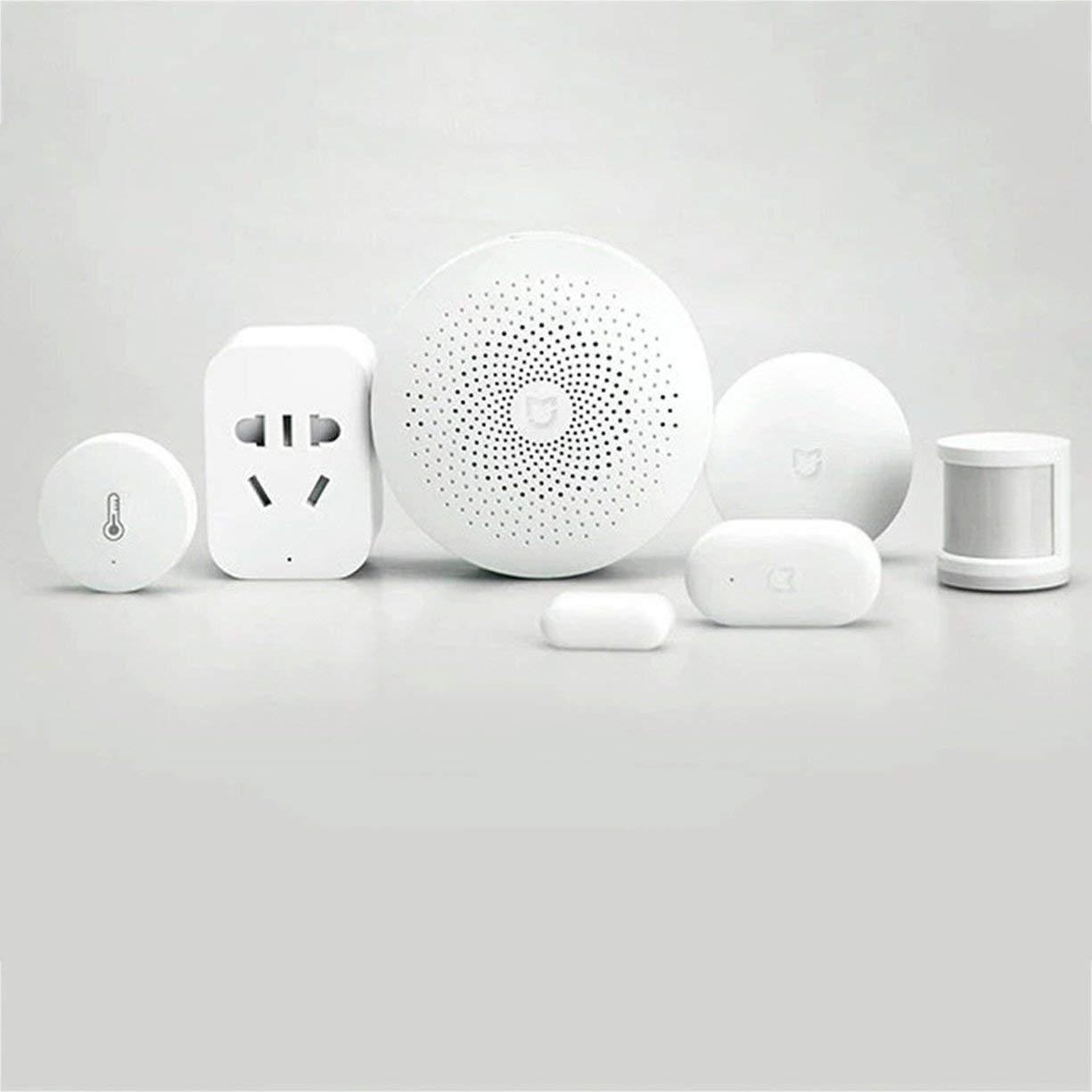 Temperatura inalámbrica WiFi Sensor de Humedad Inteligente Aqrah ZigBee Funciona con la aplicación de hogar Inteligente Xiaomi Mi Mijia: Amazon.es: ...