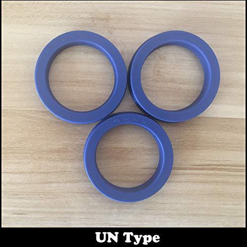 (Ochoos Polyurethane UN 18245 18x24x5 18255 18x25x5 U Cup Lip Cylinder Piston Hydraulic Rotary Shaft Rod Ring Gasket Wiper Oil Seal - (Size: 20Pcs 18x25x5))