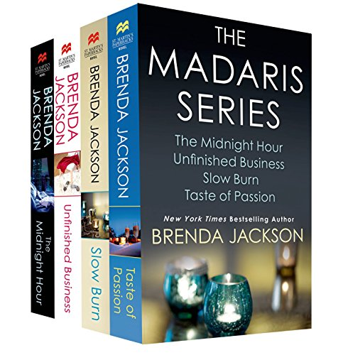 B.E.S.T The Madaris Series: Contains The Midnight Hour, Unfinished Business, Slow Burn, Taste of Passion (Ma<br />R.A.R