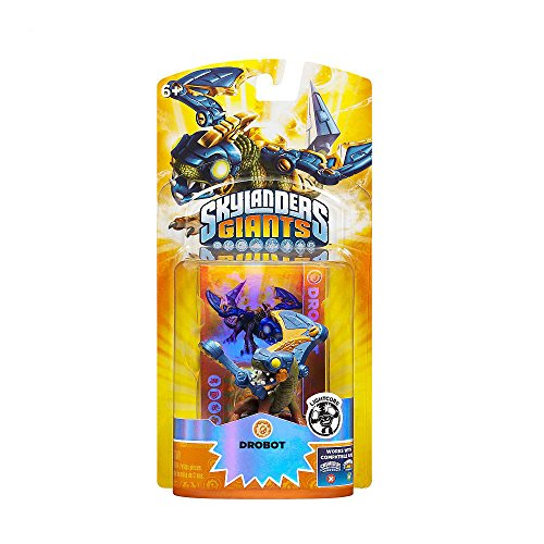 Skylanders Giants Light Core Figure Drobot