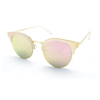Gafas de Sol para Mujer XD Panda, Color de Lente Rosa/Espejo ...