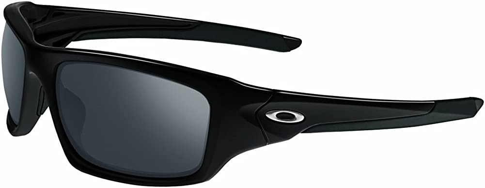 Oakley Valve Non-polarized Iridium Rectangular Sunglasses