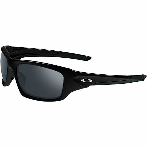 127b6f0bb648 Oakley Men's Sonnenbrille Valve Sunglasses, Black, 60: Oakley ...