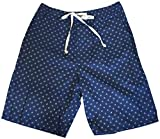 Calvin Klein Mens 100% Cotton Pajama Sleep Shorts Sleepwear Navy Small