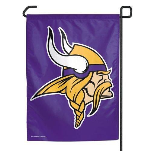 NFL Minnesota Vikings WCR08373013 Garden Flag, 11'' x 15'' by WinCraft