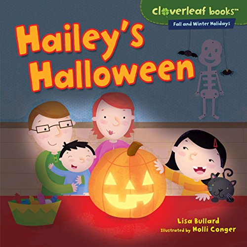 Hailey's Halloween (Cloverleaf Books ™ — Fall and Winter (Halloween Costumes History And Origin)