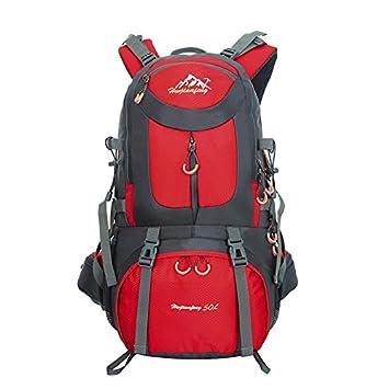 50 LibreSenderismoTrekkingCamping Impermeable Para De LitrosIdeal Del TravelEscaladaBolso AlpinismoDaypacks Al Aire Mochila Deportes Que OP0wkN8nX