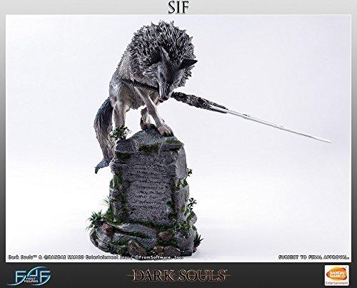 Dark Souls Sif The Great Grey Wolf (Dark Grey Base)