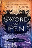 Sword and Pen (The Great Library Book 5) Kindle Edition by Rachel Cain