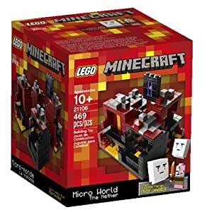 LEGO® Minecraft, The Nether - Item #21106