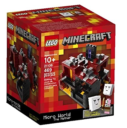 LEGO Minecraft The Nether 21106