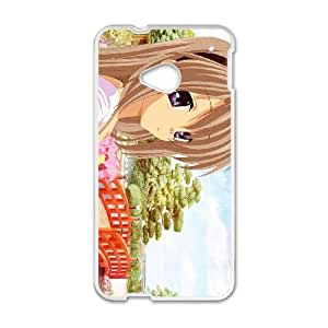 Clannad HTC One M7 Cell Phone Case White Hiaka