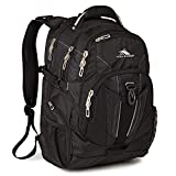 High Sierra XBT TSA Laptop Backpack, Black