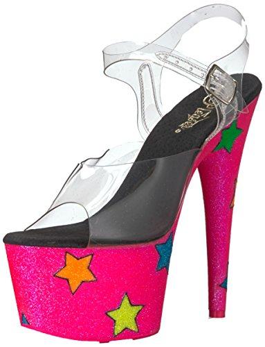 neon 708uvgstr Glitter Pink Clr H Pleaser Adore nAqwf41xcU