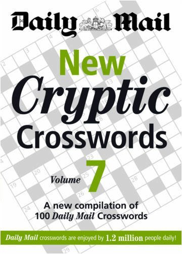 """Read Online By Daily Mail The Daily Mail: New Cryptic Crosswords 7: A New Compilation of 100 """"Daily Mail"""" Crosswords (The Mail [Paperback] pdf epub"""