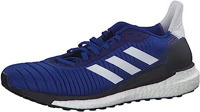 adidas Solar Glide 19 M, Zapatillas Running Hombre: Amazon.es: Zapatos y complementos