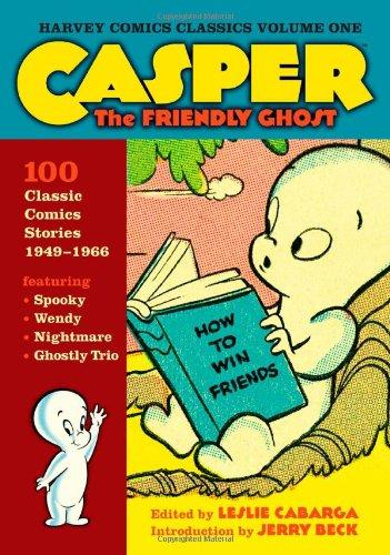 (Harvey Comics Classics Volume 1: Casper the Friendly Ghost (Harvey Comic Classics) (v.)