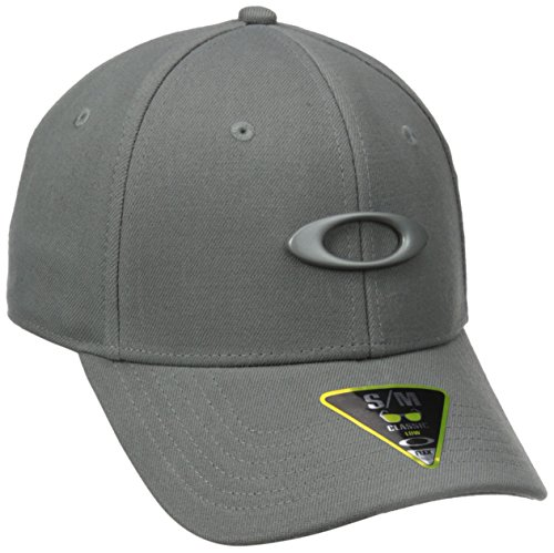 Oakley Men's Tincan Cap, Grigio Scuro, L/XL