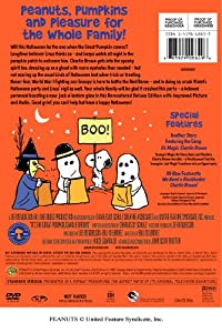 Its The Great Pumpkin Charlie Brown Remastered Deluxe Edition by Warner Home Video