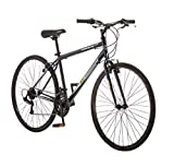 Roadmaster 700c Adventures Men39;s Hybrid Bike, Dark Blue