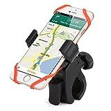 Smartphone Bicycle Mount iKross Universal Bike Cycling Rack Handlebar Holder Cradle with 360...