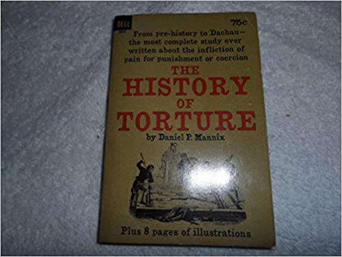 Book The History of Torture