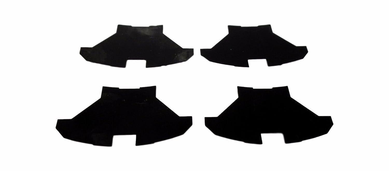 Wearever SH1005 Disc Brake Pad Silencing Shims Brake Noise