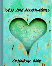 Self Love Affirmation Colouring Book