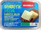 Koska Halva, Diabetic Halva NO Sugar Added, 12.3-Ounce (Pack of 2)