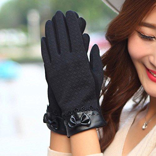 爬虫類是正観光ルテンズ(Lutents)レディース 冬 可愛い 厚手 女性防寒手袋 運転運動にも あったか 女の子 指穴 きれいめ 防寒手袋 冬小物 ニット手袋 手ぶくろ 可愛い 韓国風 プレゼント