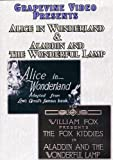 Alice in Wonderland / Aladdin & The Wonderful Lamp