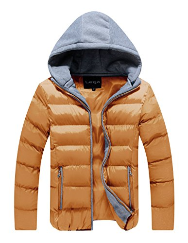 Lega Mens Thicken Outwear Removable product image