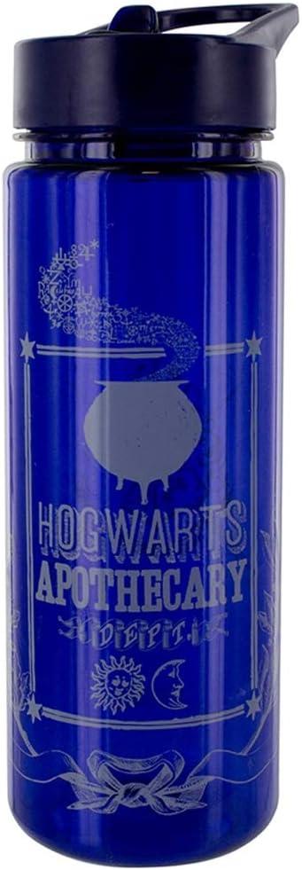 HARRY POTTER PP4540HP Botella Hogwarts 22 cm Multicolor Adultos Unisex