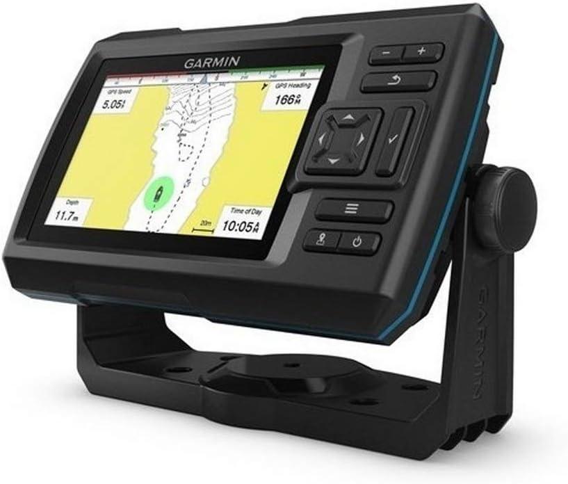 Garmin SONDA GPS Striker Plus 5CV GPS Integrado MAPAS Quickdraw Contours SONDA Chirp CLEARVÜ