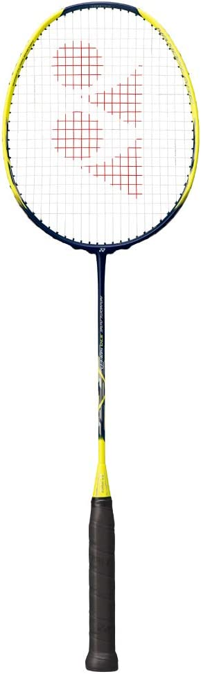 5G5 YONEX Nanoflare 370 Speed Badminton Pre-Strung Racket Yellow