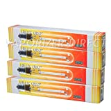 Ushio 1000W Super HPS Bulb Opti Red - 4 Pack by Ushio
