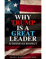Why Trump is a Great Leader: Hilarious Blank Book (Anti-Trump Series)