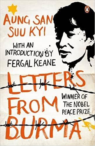 Book Letters From Burma
