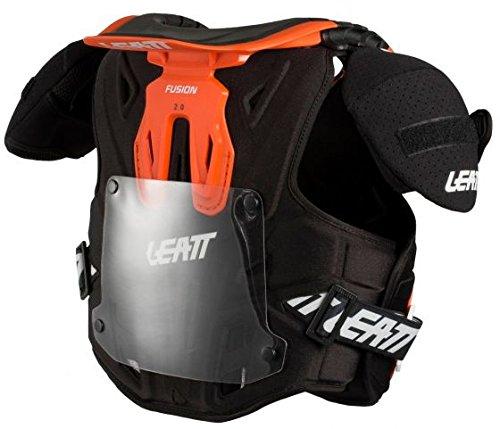 Leatt Youth Fusion 2.0 Junior Vest-Orange-YS/YM by Leatt Brace (Image #5)'