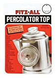 percolator glass top - Fitz-all Universal Replacement Top Fits Most Percolators Harold Import New #135
