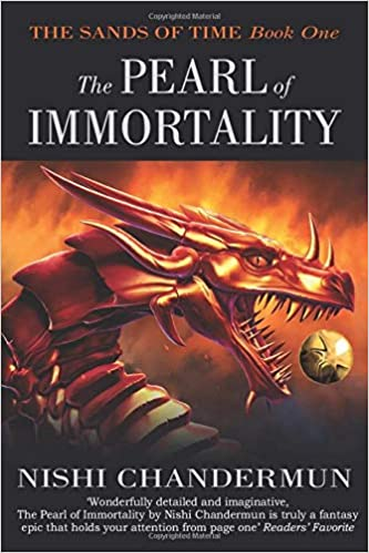 The Pearl Of Immortality The Sands Of Time Chandermun Nishi 9781704421056 Amazon Com Books