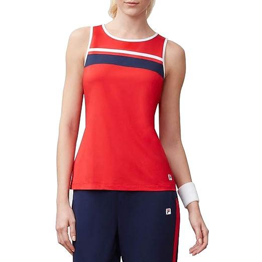 f5327654 Fila Women's Heritage Tennis Tank at Amazon Women's Clothing store