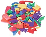 School Specialty Magnetic Shapes - 104 Piece Set