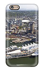 Iphone Case - Tpu Case Protective For Iphone 6- Vancouver City